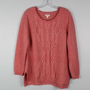 Westport Cable Knit Sweater